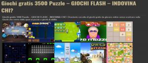 Categorie - Giochi online - Sistemi di scommesse